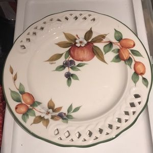 Other - Two 8 inch plates